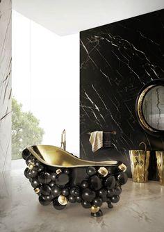 Die schönsten Badewannen die Sie auf der Decorex sehen werden   Lesen Sie mehr: http://wohn-designtrend.de/die-schoensten-badewannen-die-sie-auf-der-decorex-sehen-werden/