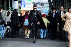 Loved this post! Amazing. The Best Street Style From Fashion Week Tokyo