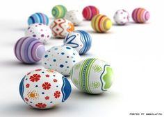 Gallery.ru / Фото #3 - Декор пасхальных яиц - shtushakutusha