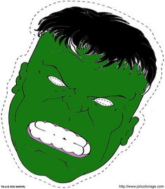 Hulk, Masks and Free products on Superhero Room, Superhero Party, Hulk Mask, Hulk Birthday Parties, Hulk Party, Avengers Coloring, Baby Toy Storage, Mask Template, Halloween Pictures