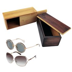 Handmade Wood Glasses Case Ancient Ways High Grade Natural Bamboo Box Sunglasses Boxes Wooden Eyewear/Sunglasses Packaging-in Accessories from Men's Clothing & Accessories on Aliexpress.com | Alibaba Group