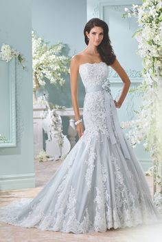 """15 """"Something Blue"""" Just For You ~ we ❤ this! moncheribridals.com.... Something blue.  Symbolizes purity and true love."""