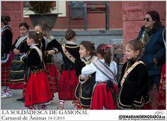La Soldadesca de Gamonal - Carnaval de Ánimas 2015 | Flickr - Photo Sharing!