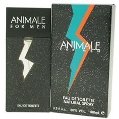 Animale By Animale For Men EDT Spray 3.4 oz/100 ml, New Iin Box #Animale