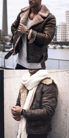 Lapel Velvet Long Sleeve Leather Jacket Lapel Velvet Long Sleeve Leather Jacket Wolfgang wolfgangerlmaier Mode f r den Mann There are a lot of fashion men s jackets nbsp hellip Sweater to buy Gentleman Stil, Style Gentleman, Latest Fashion Clothes, Look Fashion, Fashion Men, Jackets Fashion, Winter Fashion, Trendy Mens Fashion, Mode Masculine