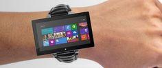 Microsoft también quiere su reloj inteligente ¿Todo en tu muñeca?