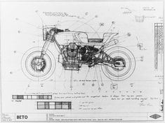 I thoroughly like everything that these folks did to this stylish Moto Bike, Motorcycle Style, Motorcycle Design, Bike Design, Scrambler Motorcycle, Cafe Racer Tank, Cafe Racer Style, Cafe Racer Build, Garage Cafe