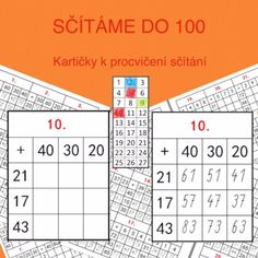 Produkt - Sčítáme do 20 Kids Education, Periodic Table, Boarding Pass, School, Montessori, Early Education, Periodic Table Chart, Periotic Table