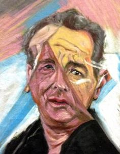 """""""HBD...Tom Hanks / Movie Actor"""" #Creative #Art in #painting @Touchtalent"""