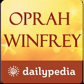 Oprah Winfrey Daily Famous African Americans, Oprah Winfrey, Self Confidence, Daily Quotes, Law Of Attraction, Cover Art, Wisdom, Messages, App