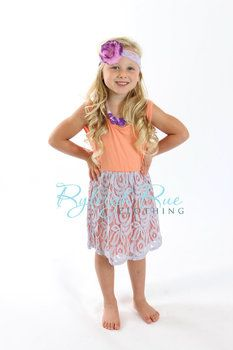 Little Girls Lace Dress~!