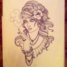 cassandra frances artwork tattoos - Google Search