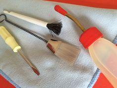Nähmaschinenöl und Putzzubehör Blog, Tips And Tricks, Simple, Nice Asses