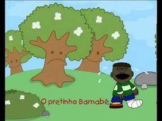 O pretinho Barnabé