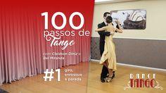 Passo de Tango 01 de 100 - giro, enrosque e parada