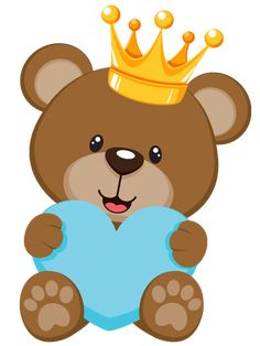 Pom Pom Animals, Kids Cartoon Characters, Baby Posters, Bear Birthday, Kids Room Art, Baby Quilts, Teddy Bear, Clip Art, Projects