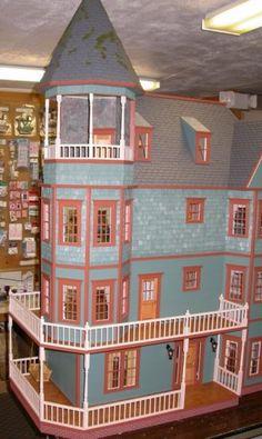 Glencliff Dollhouse Kit