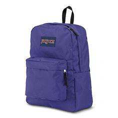 Amazon.com  Jansport Superbreak Backpack Violet Purple  Sports   Outdoors 22bed2f55ca2b