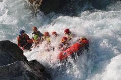 White Water Rafting in Rotorua!
