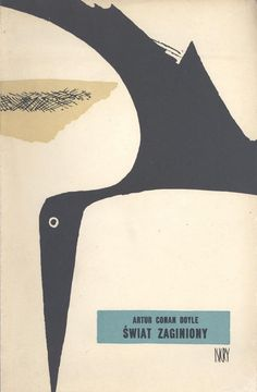 Cover by Janusz Stanny, 1958
