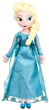 Disney Frozen Exclusive 20 Inch Plush Figure Elsa Toy. For order or details click on the image!