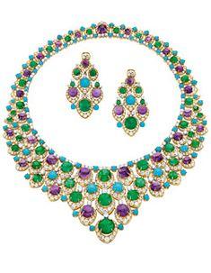 Bulgari Jewel Set