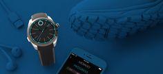 Smartwatch Movado Bold Motion: Đồng Hồ Thời Trang Cao Cấp Thụy Sĩ