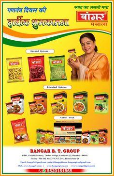 Bangar spices