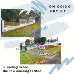 Feeling excited for fencing build record! I think the design of the fence is as important as the first impression. Our guests will see the fence before entering the house. Feeling Excited, Building A Fence, See It, Fencing, Your Style, Projects To Try, Amazing, House, Ideas