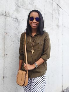 What Nicole Wore: Olive You @oldnavy @nyandcompany