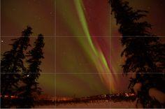 Aurora Post Processing 1: White Balance and Noise using UFRAW