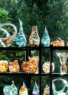 Glass Craft by John C. Campbell Folk School, via Flickr | Visit us at www.folkschool.org to find out more about our classes