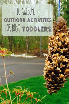 10 fun, inexpensive, easy activities for toddlers! (Really, for kids of any age!)