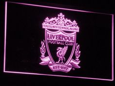 Liverpool Football Club LED Neon Sign