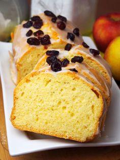Szefowa w swojej kuchni. Sweet Recipes, Cake Recipes, Food Cakes, Sweet Bread, Banana Bread, Recipies, Food Porn, Cooking Recipes, Sweets