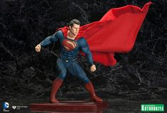 NEW & IN STOCK NOW: SUPERMAN: MAN OF STEEL KOTOBUKIYA ARTFX Statue