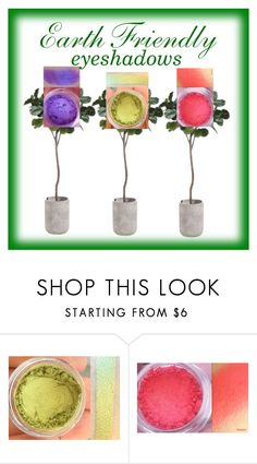 """""""Earth Friendly"""" by constanceee64 ❤ liked on Polyvore featuring beauty"""