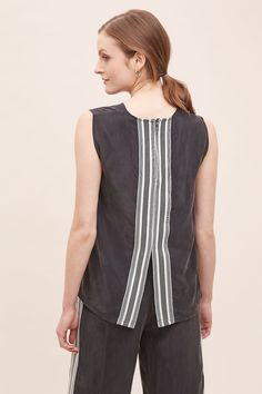 5preview Striped Tank Top   Anthropologie UK