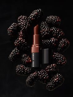 Bobbi Brown Cosmetics Crushed Lip Color in Blackberry. Fall lip looks and trends. http://bbrwn.co/2hdzfdR
