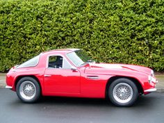 tvr griffith 400