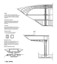 Niteroi contemporary art museum – CAD Design | Free CAD Blocks,Drawings,Details