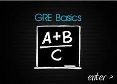 GRE Basics Club: Tips & Tricks for Success