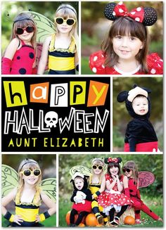 Chilling Cheer - Halloween Cards from Treat.com #trickorTREAT