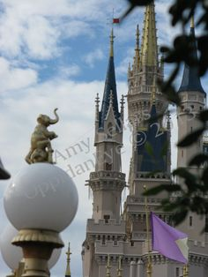 Walt Disney World Magic Kingdom Fantasyland by OppidanEye on Etsy, $18.00