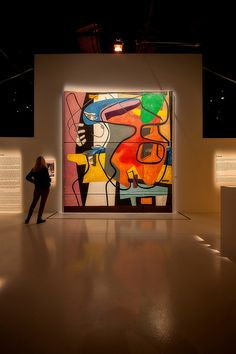 Le Corbusier et la question du Brutalisme Contemporary Abstract Art, Modern Art, Abstract Canvas, Canvas Art, Afrique Art, Art Moderne, Mural Art, Abstract Expressionism, Painting & Drawing