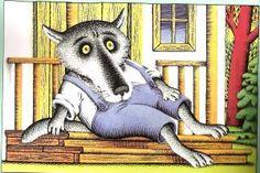 El cuento de Caperucita contado por el Lobo