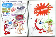 Nickelodeon Nostalgia Art Show- It's the ShizNICK!