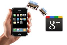 How To Upload iPhone Photos to Google+