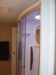 ariel platinum dz972f8 steam shower installation manual