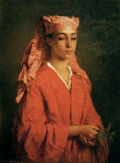 African Woman by Henrietta Browne